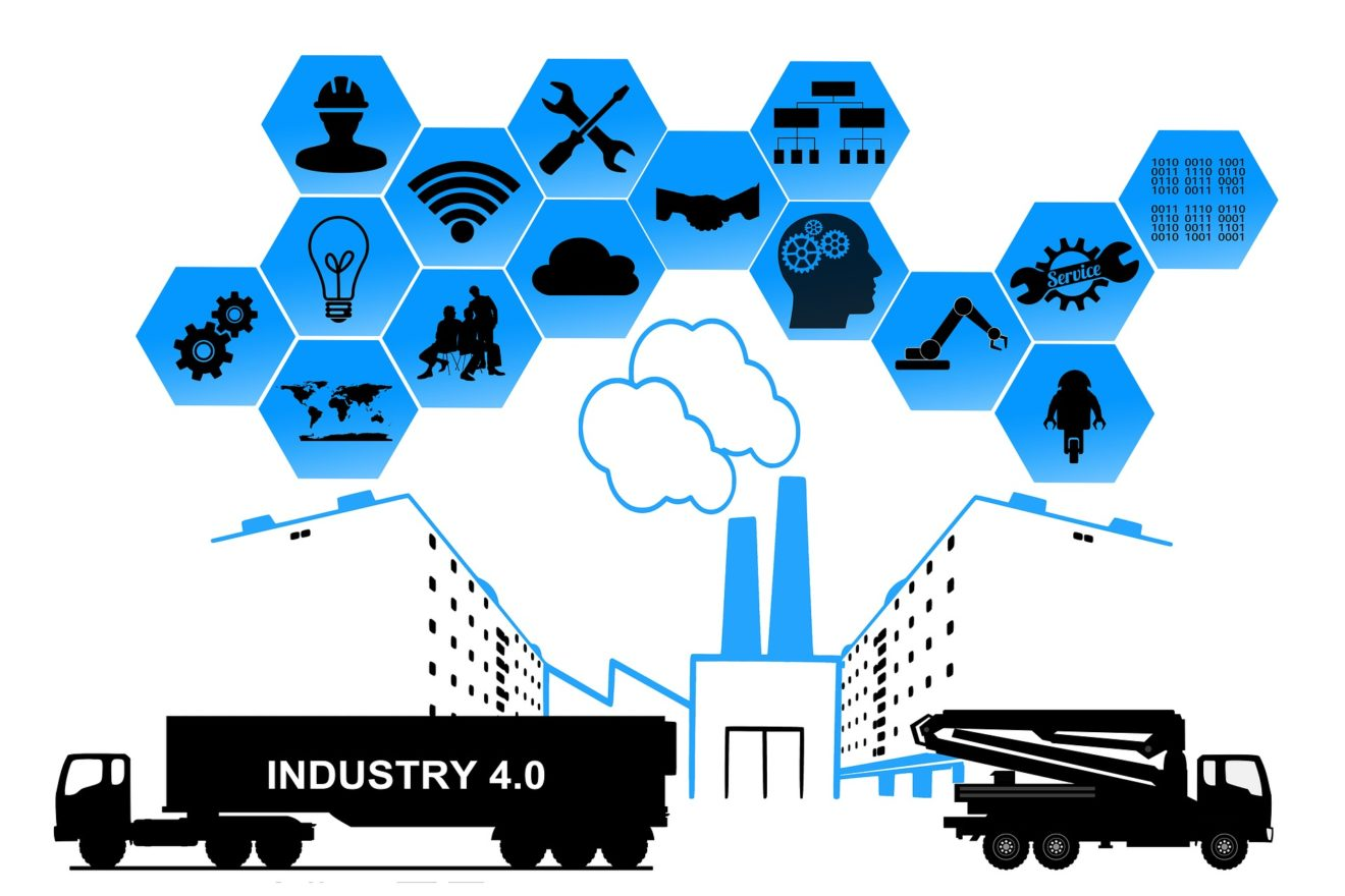 A Conversation on The Fourth Industrial Revolution: Opportunities & Trends for Particle Based Simulation